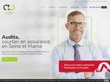 Courtier en assurances : Audita Seine-et-Marne