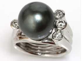 bijou perle de tahiti