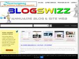 Blogswizz annuaire site internet français