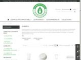 Gobelets jetables compostables Vegware