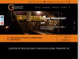 VTC région Marseille - Aix