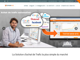 SteerFox achat de trafic web