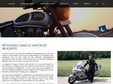 Prendre des cours de moto à Neuchâtel