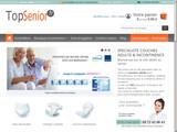 Infos et solutions pour incontinence adulte
